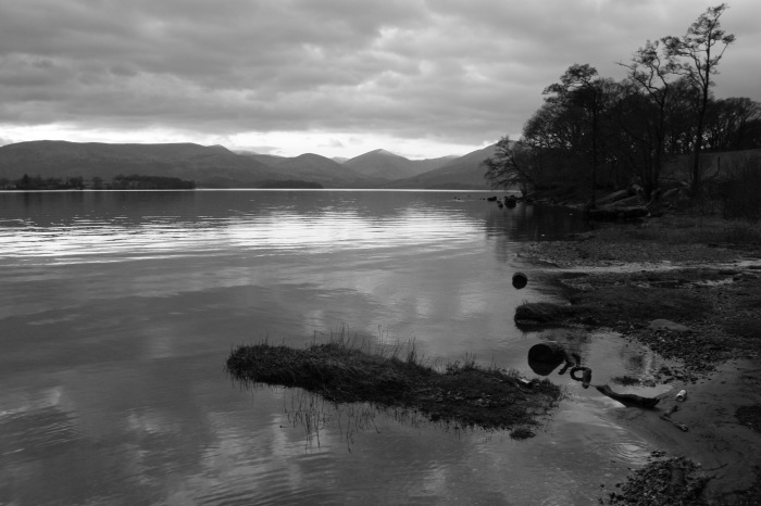 photoblog image Loch Lomond view